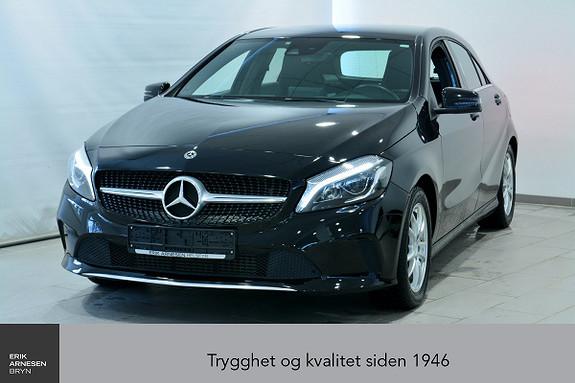 Mercedes-Benz A-Klasse A180 aut  2018, 37626 km, kr 249000,-