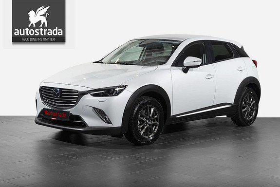 Mazda CX-3 2.0  Optimum NAVI/DAB/SKINN/BOSE