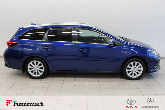 Toyota Auris Touring Sports 1,8 Hybrid Style -Edition 136hk Aut.  2016, 46000 km, kr 229000,-