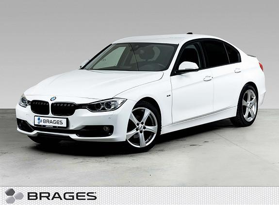 BMW 3-serie 316d CARBON SPORT HIFI NAVI PRO DAB+ NY SERVICE EU 2020  2012, 60800 km, kr 179000,-