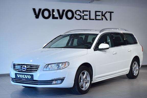 Volvo V70 D2 Summum DRIVE-E aut , Flott bil med mye utstyr  2016, 132287 km, kr 239000,-