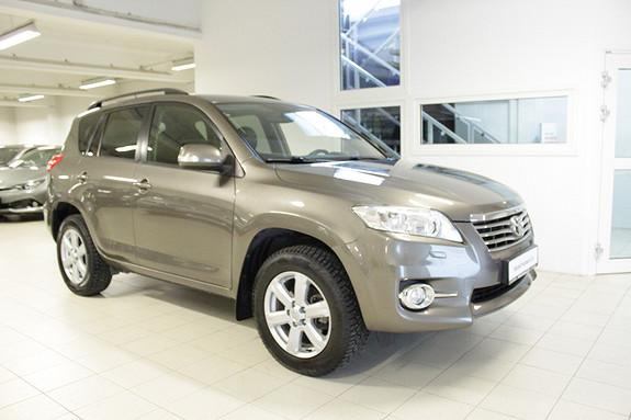Toyota RAV4 2,0 VVT-i Vanguard Exec.M-drive S  2012, 86080 km, kr 225000,-