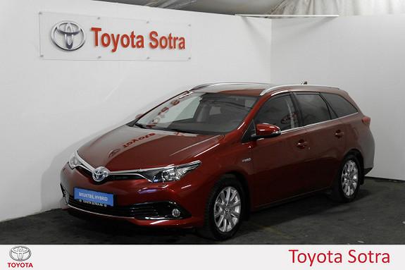 Toyota Auris 1,8 Hybrid E-CVT Active Sport  2017, 33500 km, kr 269000,-
