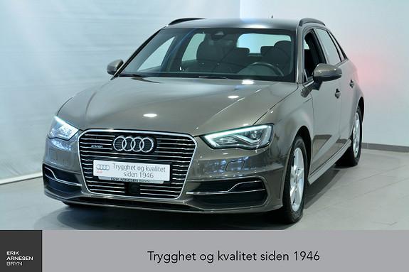 Audi A3 Sportback 1,4 TFSI  Ambition INNBYTTEKAMPANJE*  2016, 44800 km, kr 269900,-