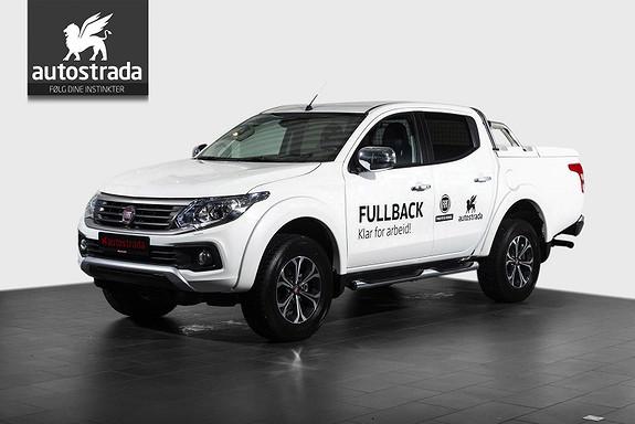Fiat Fullback 2.4  DBL CAB 4WD LX