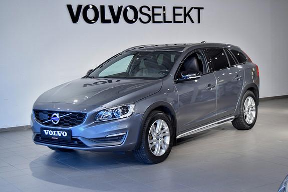 Volvo V60 Cross Country D3 Summum aut Driversupp, Volvooncall, Teknikkpk, Plusspk  2016, 54999 km, kr 359000,-