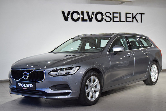 Volvo V90 D3 150hk Momentum AWD aut Inntil 7år/150.000km garanti  2017, 52266 km, kr 489000,-