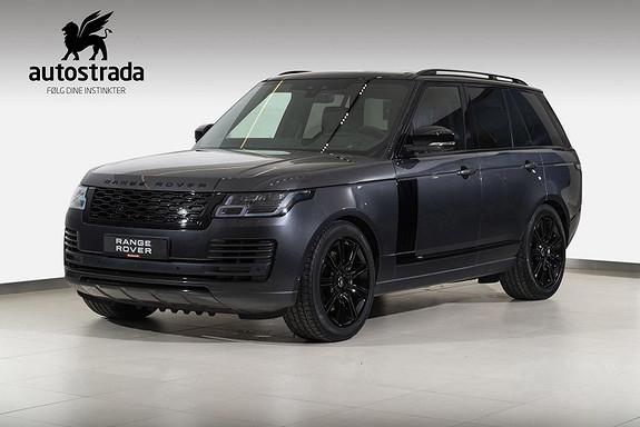 Land Rover Range Rover 2.0 Si4 PHEV 404hk Vogue - 22-veis Massasjeseter/ Bakse  2019, 500 km, kr 1699000,-