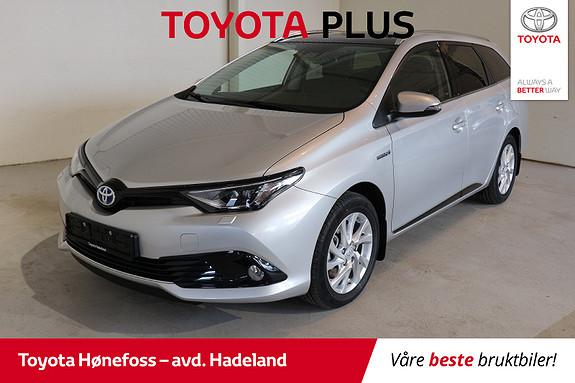 Toyota Auris Touring Sports 1,8 Hybrid Sport Vision  2018, 6200 km, kr 279000,-