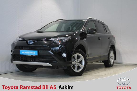 Toyota RAV4 Hybrid 2WD Active Style  2016, 52950 km, kr 339000,-
