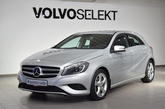 Mercedes-Benz A-Klasse A180 aut ryggekamera, hengerfeste, DAB+, kupevarmer  2013, 127000 km, kr 149000,-