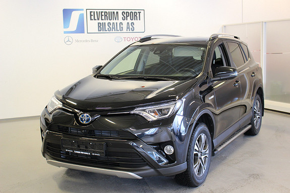 Toyota RAV4 Hybrid AWD Executive Demonstrasjonsbil  2017, 26 446 km, kr 439 000,-