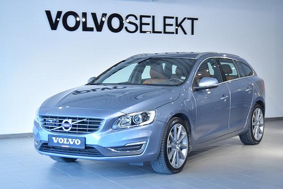 Volvo V60 D5 Summum Twin Engine Opptil 7års Nybilgaranti