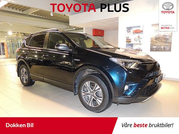 Toyota RAV4 Hybrid 4WD Active Style Tectylert  2017, 45000 km, kr 399000,-