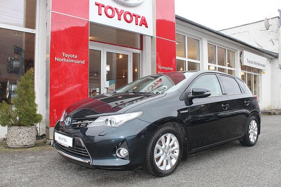 Toyota Auris 1.8 Hybrid Executive, TECTYL  2013, 63550 km, kr 169900,-