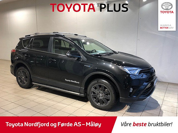 Toyota RAV4 Hybrid AWD Executive  2018, 4342 km, kr 479000,-