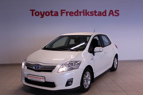 Toyota Auris 1,8 Hybrid Executive HSD  2012, 117760 km, kr 129000,-