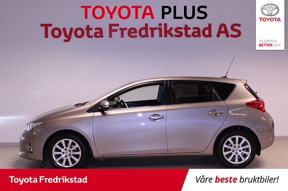 Toyota Auris 1,8 Hybrid E-CVT Active+  2015, 59100 km, kr 189000,-