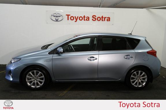 Toyota Auris 1,8 Hybrid E-CVT Executive  2014, 62479 km, kr 179000,-