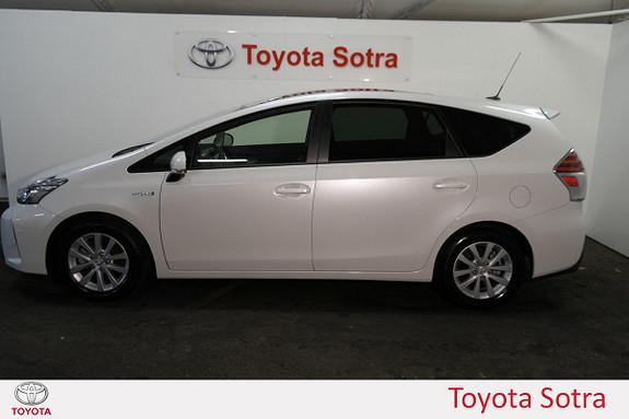 Toyota Prius 1,8 VVT-i Hybrid Premium  2018, 753 km, kr 379000,-