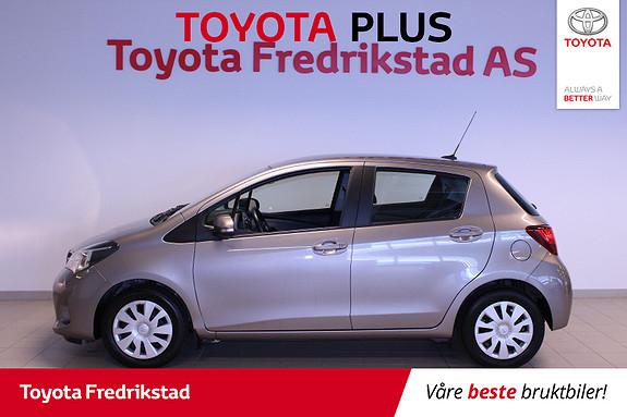 Toyota Yaris 1,0 Active  2015, 45000 km, kr 129000,-