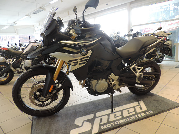 Bilbilde: BMW F 850 GS senket Performance