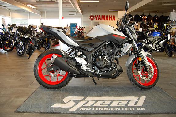 Bilbilde: Yamaha MT 03  A2