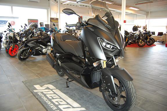 Bilbilde: Yamaha XMAX 300 IRON MAX