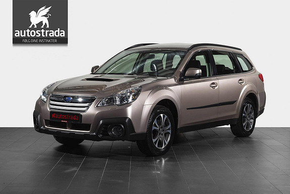Subaru Outback 2.0  D   Premium Navigasjon/Skinn/Takluke/Automat
