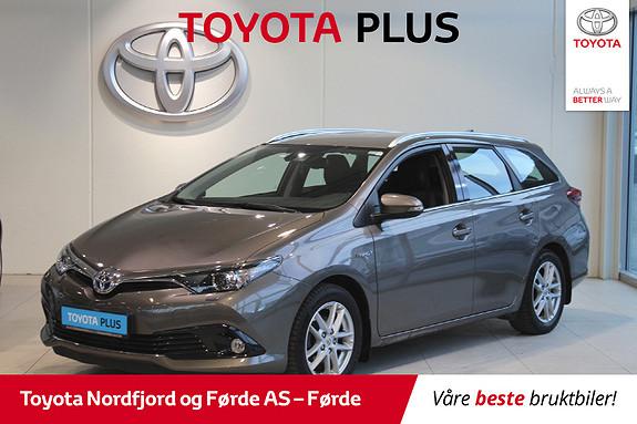 Toyota Auris 1,8 Hybrid E-CVT Active S  2016, 35000 km, kr 239000,-