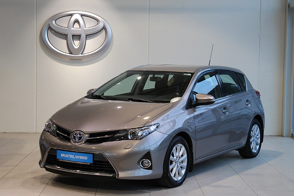 Toyota Auris 1,8 Hybrid E-CVT Active  2013, 113741 km, kr 139000,-