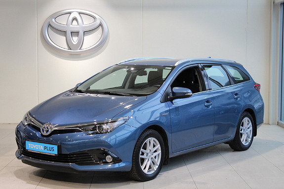 Toyota Auris Touring Sports 1,8 Hybrid Active S  2016, 42393 km, kr 239000,-
