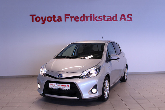 Toyota Yaris 1,5 Hybrid Style  2013, 41000 km, kr 139000,-