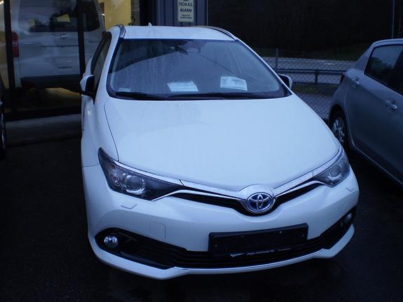 Toyota Auris Aktiv sport  2017, 48200 km, kr 268253,-