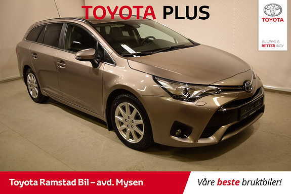 Toyota Avensis Touring Sports 1,6 D-4D Active Style  2015, 44000 km, kr 239000,-