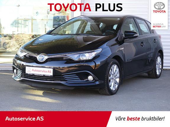 Toyota Auris 1,8 Hybrid E-CVT Active  2016, 64000 km, kr 229000,-