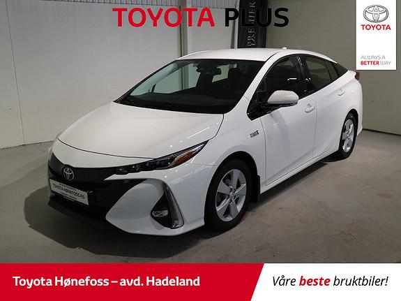 Toyota Prius Plug-in Hybrid 1,8 VVT-i Active Style PHV  2018, 1500 km, kr 289000,-