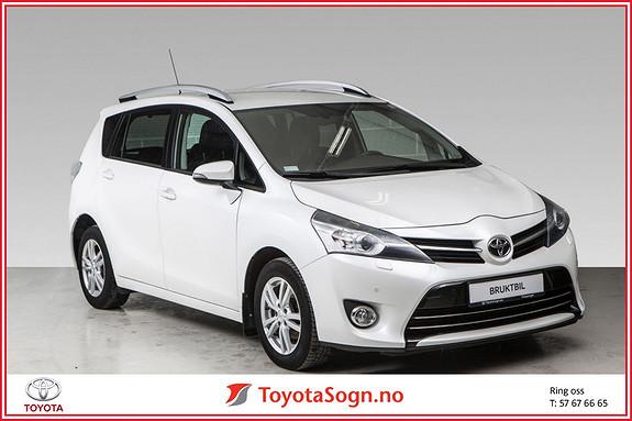 Toyota Verso 2,0 D-4D Executive 7 seter  2014, 116474 km, kr 189000,-