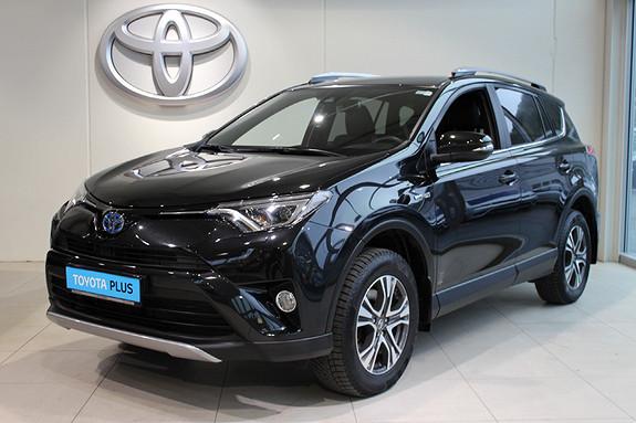 Toyota RAV4 Hybrid AWD Active Style  2016, 10690 km, kr 394000,-