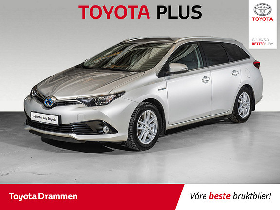 Toyota Auris Touring Sports 1,8 Hybrid Active Sport  2017, 36 285 km, kr 239 000,-