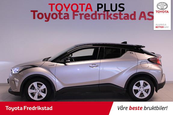 Toyota C-HR 1,8i Hybrid Dynamic Tech  2017, 46000 km, kr 319000,-