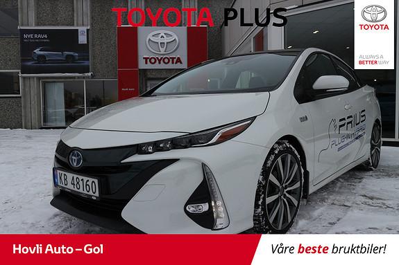 Toyota Prius Plug-in Hybrid Solar  Demobil//Nybilgaranti 2023  2018, 13500 km, kr 309900,-