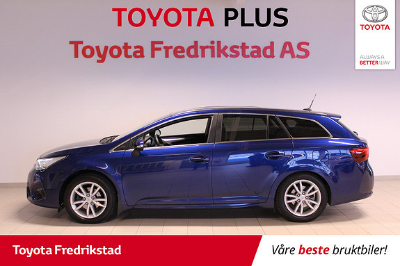 Toyota Avensis Touring Sports 1,8 Active Style M-drive 7S  2015, 60 400 km, kr 239 000,-