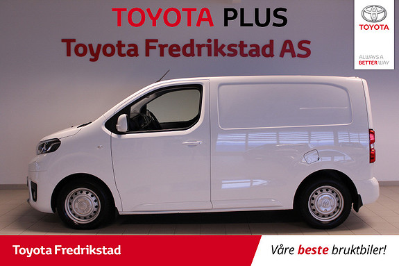 Toyota Proace 1,6 D 95 Comfort L0H1  2016, 24000 km, kr 209000,-