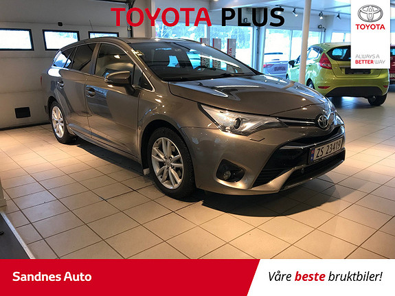 Toyota Avensis Touring Sports 1,8 Active Style M-drive 7S  2017, 43956 km, kr 305000,-