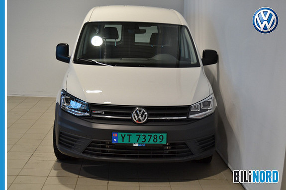 Bilbilde: Volkswagen Caddy Maxi