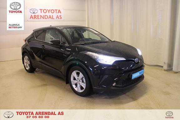 Toyota C-HR 1,8i Hybrid Supreme Tech RYGGEKAMERA, NAVIGASJON, DAB++  2018, 14950 km, kr 359000,-
