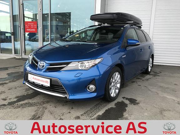 Toyota Auris 1,8 Hybrid E-CVT Active+  2015, 79000 km, kr 189000,-