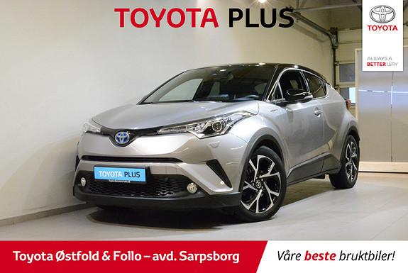 Toyota C-HR 1,8 WT-i Hybrid Dynamic  2017, 45400 km, kr 298000,-