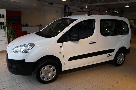 Peugeot Partner  2014, 95100 km, kr 114000,-